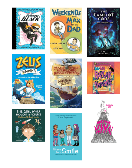 Youth 6-12 Reading Suggestions