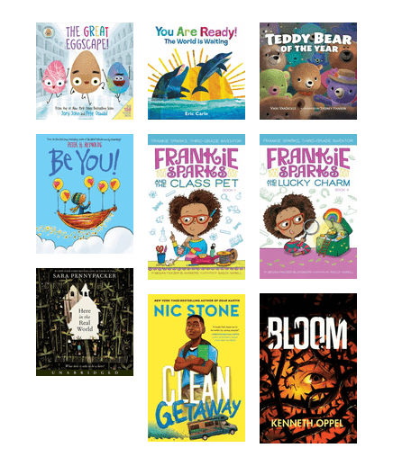 Summer Reads for Kids