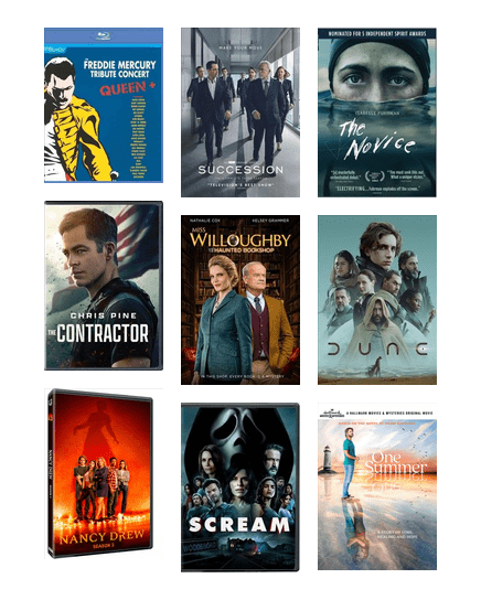 New Dvds At Scfpl More Libraries Bibliocommons