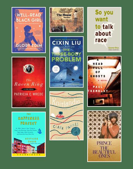 Audiobooks Boston Public Library