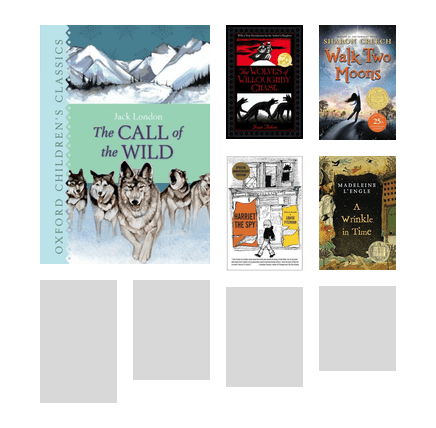 The Call Of The Wild San Jose Public Library Bibliocommons