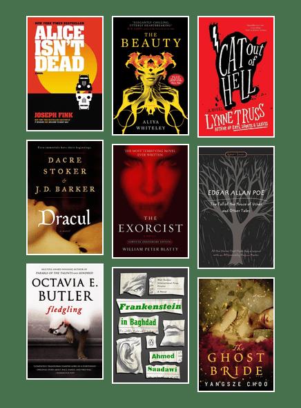 Sjpl Picks Horror Ific Reads San Jose Public Library Bibliocommons