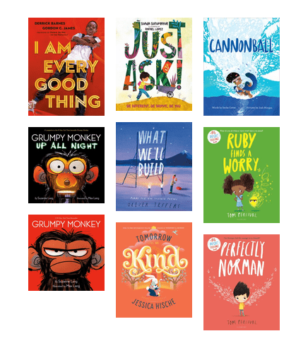 1KBBK - Exciting New Books for Fall