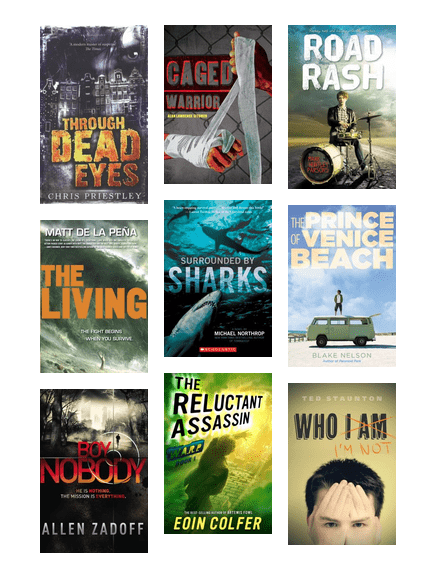 Great Reads For Teen Guys The Seattle Public Library Bibliocommons