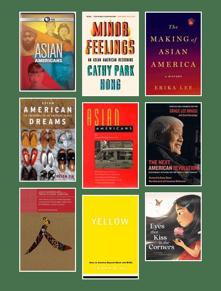 AAPI antiracism books