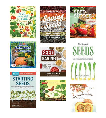 Gardening: Starting with Seeds