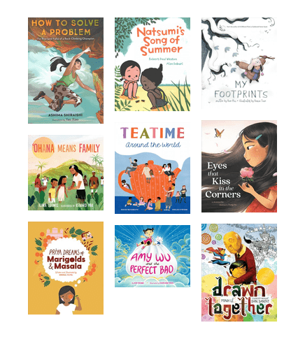 AAPI books for families
