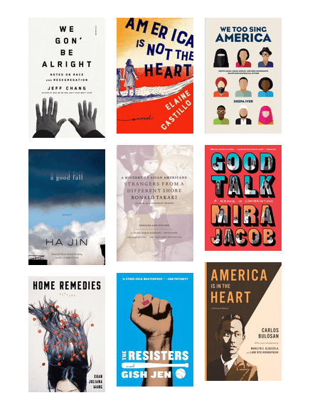 AAPI books for adults