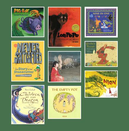 AAPI kids books