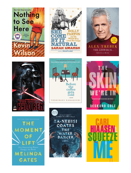 Books of the Day