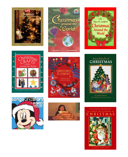 CRRL Kids: Christmas Around the World | Central Rappahannock Regional Library | BiblioCommons
