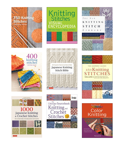 Knitting Stitch Dictionaries Edmonton Public Library Bibliocommons