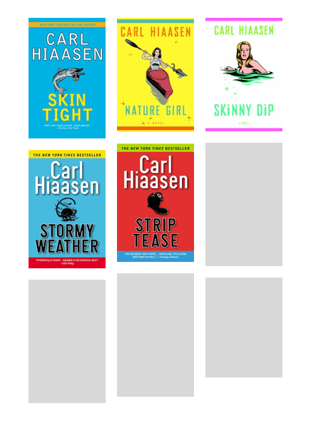 Stormy Weather For Public Libraries And >> Carl Hiaasen Chicago Public Library Bibliocommons