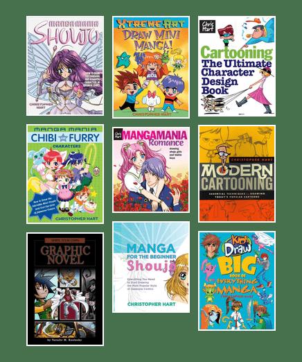 wanna draw manga/anime/cartoons/graphic novels? | Calgary