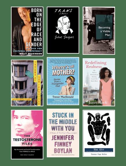 Transgender biographies pictures