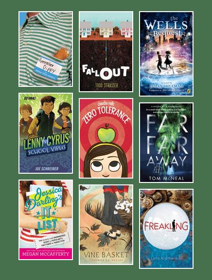 7th 8th Grade New 2014 Books Santa Clara County Library