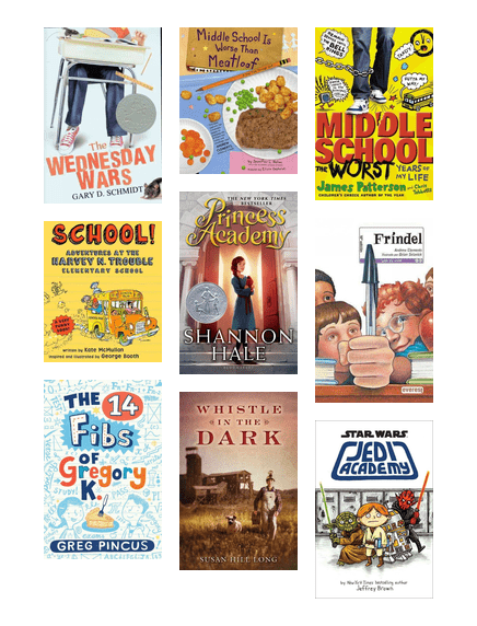 Middle Grade School Stories Pima County Public Library Bibliocommons