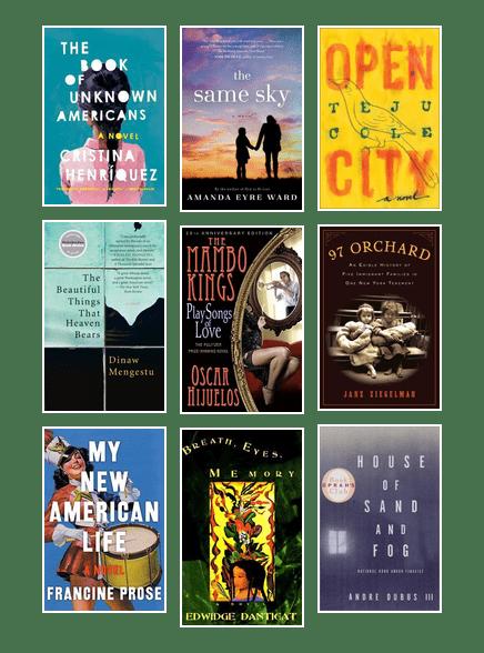 Princetonpl Currents Immigration Fiction And Memoir The