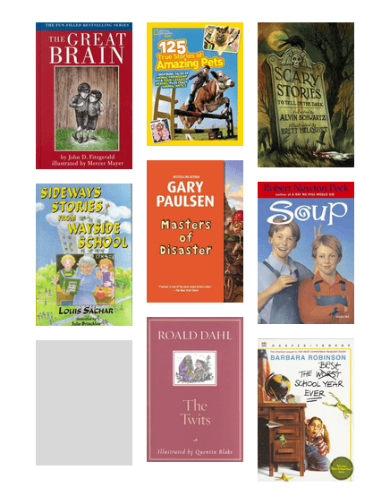 5th Grade read-alouds for when time is short | The Seattle