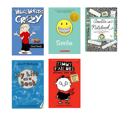 Your Next 5 Books 4th Grade Like Wimpy Kid Popularity Papers