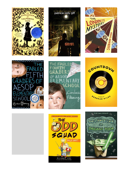Sfpls Books For Reluctant 4th 6th Grade Readers Realistic And