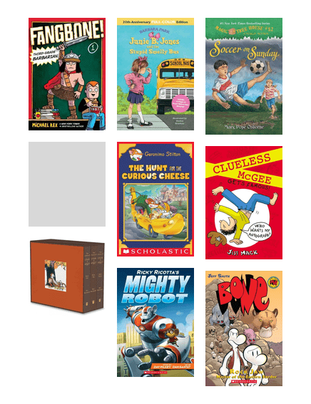 Books Humor For Kids 3rd Grade Chicago Public Library Bibliocommons