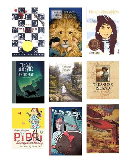 Book Bingo From Your Childhood Chicago Public Library Bibliocommons