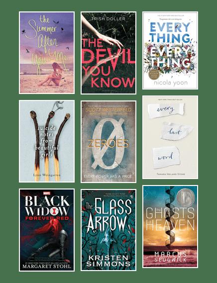 Yalsa 2016 Teens Top Ten Nominees The Seattle Public Library Bibliocommons