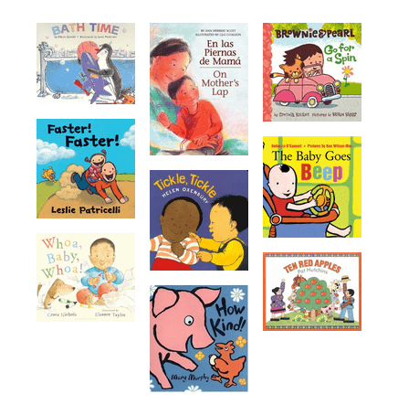 Baby Storytime Magic Titles | King County Library System