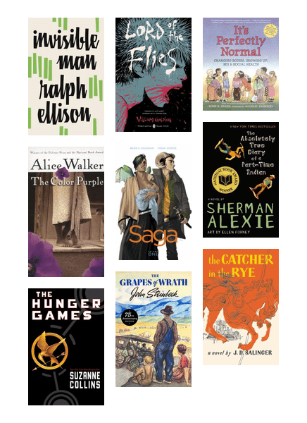 SFPL\'s Banned Book List | Princeton Public Library | BiblioCommons