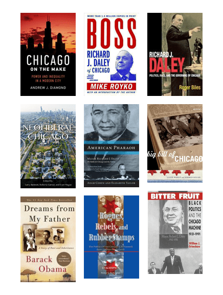Chicago Politics Books That Help You Get A Handle On The Phrase