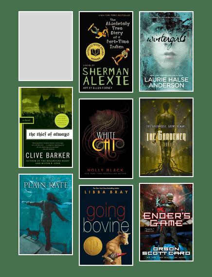 YA Books WITHOUT Romance! | Santa Clara County Library