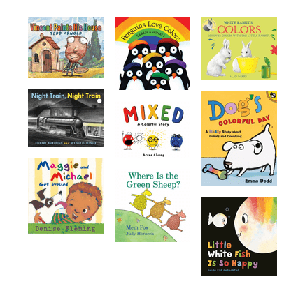 Colors @ SCCLD Kids | Santa Clara County Library | BiblioCommons