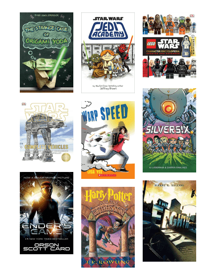 Read Alikes For Star Wars Multnomah County Library Bibliocommons