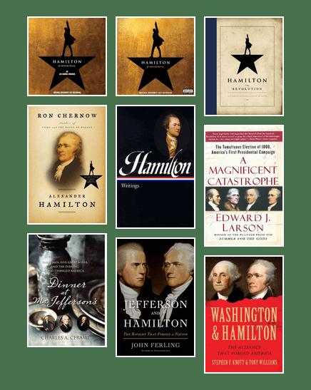 Books For Hamilton Fans Of All Ages Hamiltunes Austin Public