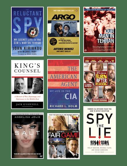 CIA, FBI   The Seattle Public Library   BiblioCommons