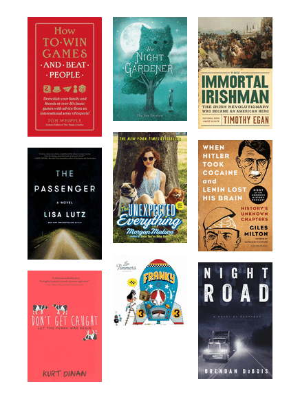Books Worth A Look January 2016 The Seattle Public Library
