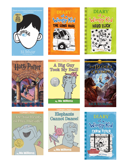 Most Popular Kids Books Of 2015 Chicago Public Library