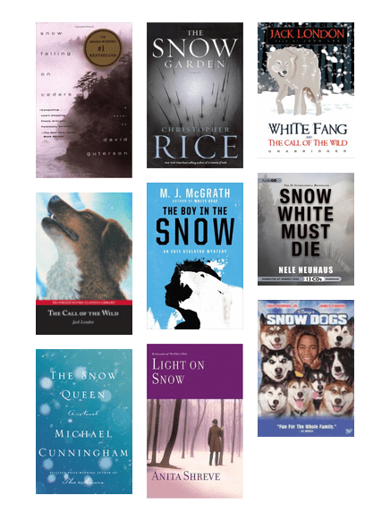 Snow Adult Fic San Mateo County Libraries Bibliocommons