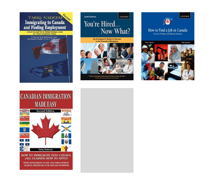 Job Hunting in Canada for Newcomers | Vancouver Public