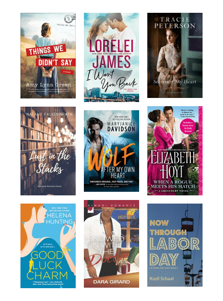 Minnesota Romance Authors Hennepin County Library Bibliocommons