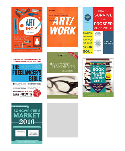 Work As An Artist Chicago Public Library Bibliocommons