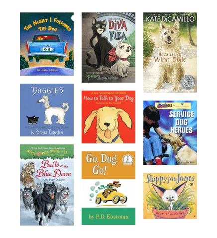 Stories to read to your dog | Pima County Public Library | BiblioCommons