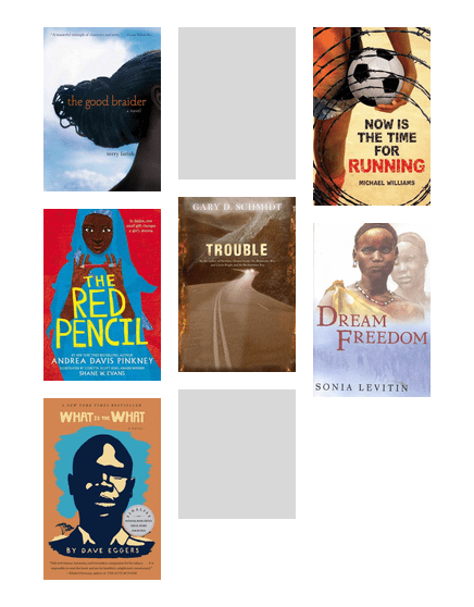 Kcls Bookmatch Books Similar To A Long Walk To Water Deschutes