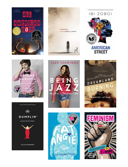 Social justice books for teens the seattle public library social justice books for teens the seattle public library bibliocommons fandeluxe Images