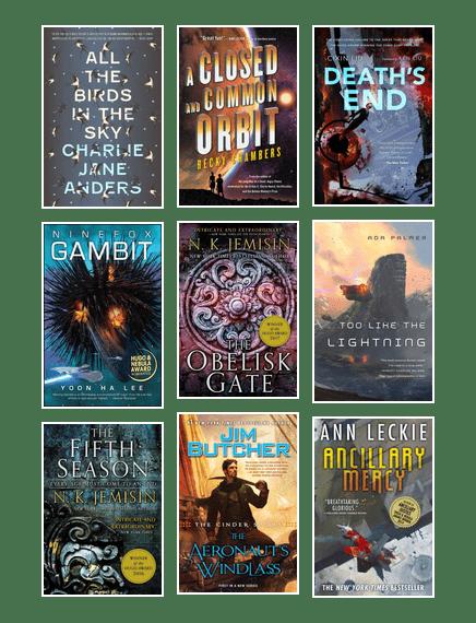 Hugo Award winners and nominees (2014-2017) | The Kansas