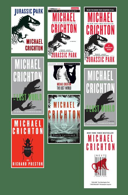 Michael Crichton on writing