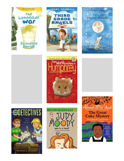 Books For Each Grade Books For 3rd Graders Sno Isle Libraries