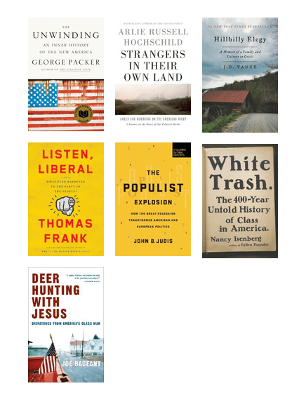 6 Books To Help Understand Trumps Win Multnomah County Library