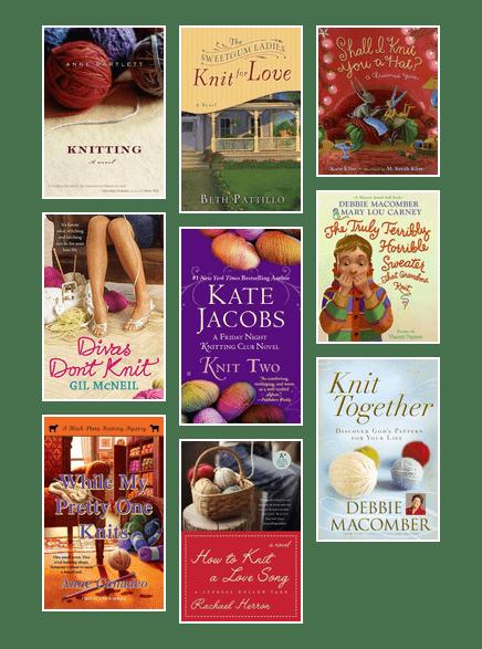 Knitting Fiction Santa Clara County Library Bibliocommons